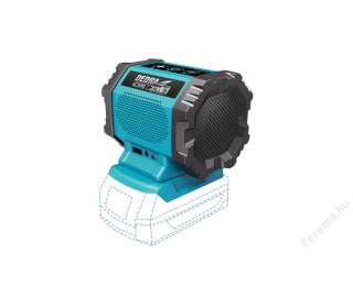 DEDRA DED7004 akkumulátoros hangszóró